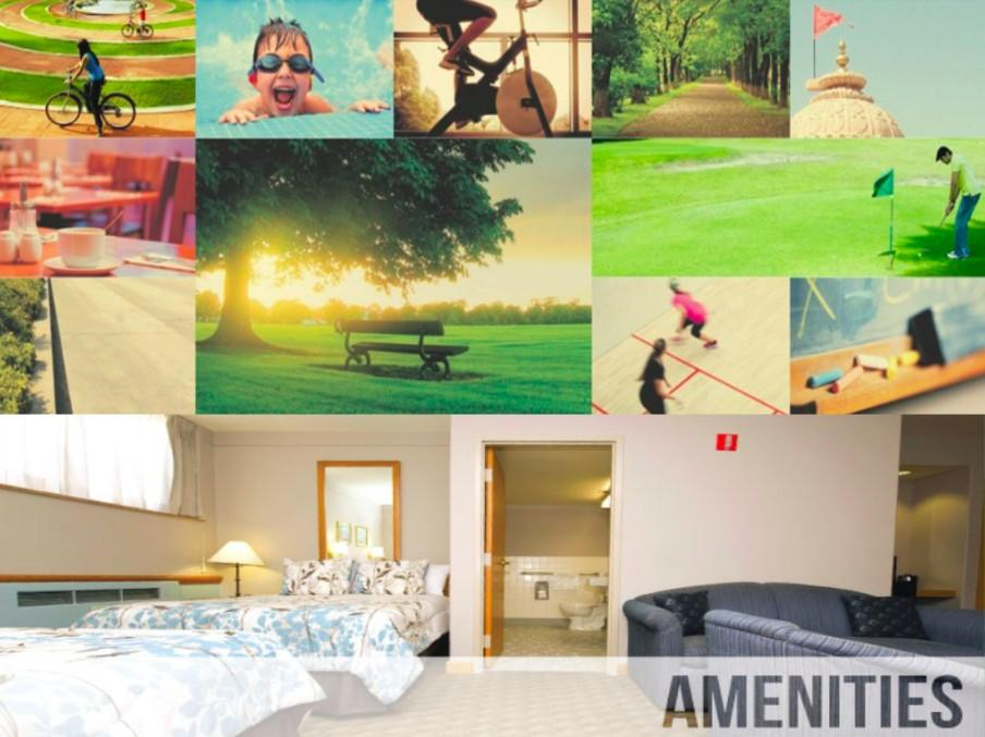 Godrej 7 Seven amenities & specifications in apartments
